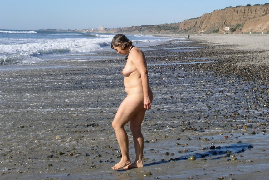 Nude Beaches Yes!